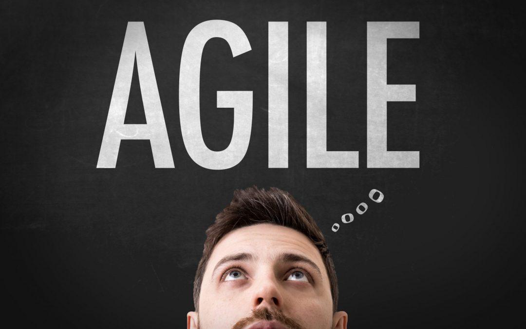 HR, waar blijf je? Over Agile werken gesproken.