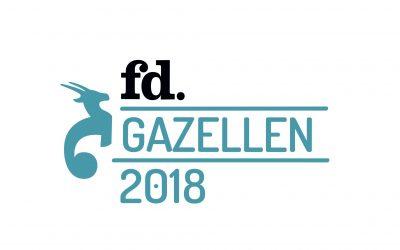 Bonte Bij wint voor de 3e keer FD Gazellen Award!!