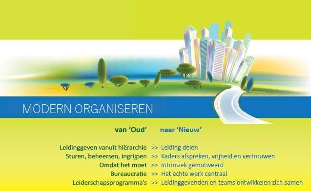 Modern organiseren: een alternatief op de klassieke hiërarchie
