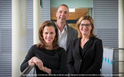 Klantcase KLM: een persoonlijke reis om verantwoordelijkheid te nemen voor je loopbaan