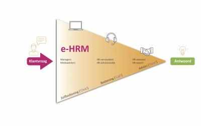 Organisatorisch ontwerp van HR