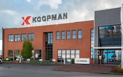 Binnen kijken bij Koopmans Logistics Group
